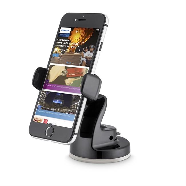 Support De Smartphone Sur Ventouse Philips Dlk23012b