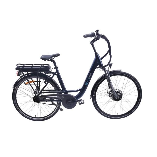 elektrische fiets wayscral city w520 zwart batterij niet inbegrepen. Black Bedroom Furniture Sets. Home Design Ideas