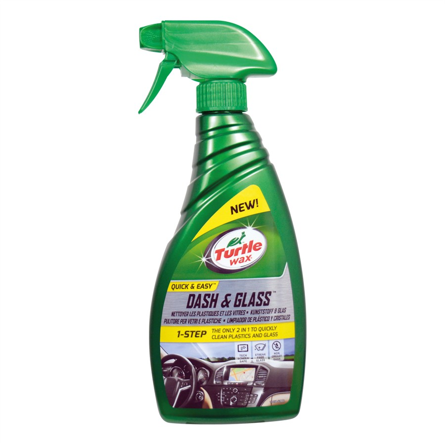 Turtle Wax 52860 GL Dash& Glass 500ml