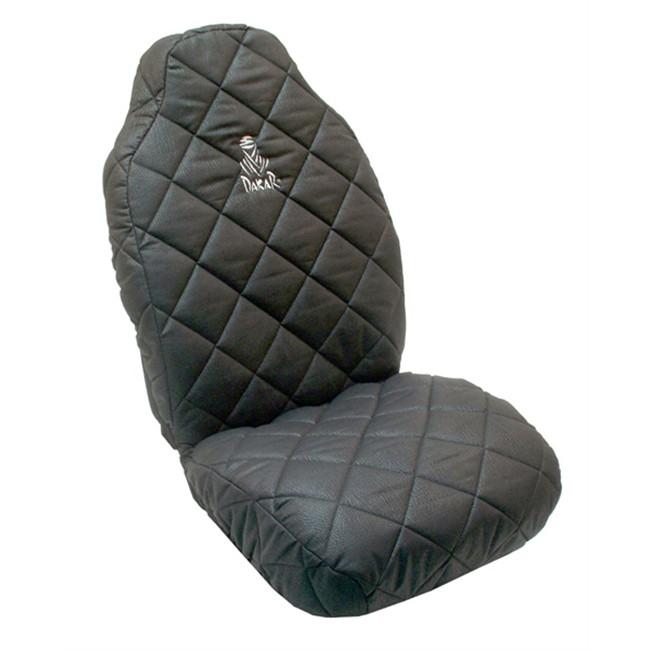 couvre si ge dakar mango noir. Black Bedroom Furniture Sets. Home Design Ideas