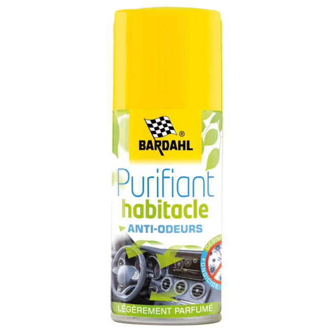 purifiant clim et chauffage pour habitacle 2 hygien 39 bardahl 125 ml. Black Bedroom Furniture Sets. Home Design Ideas