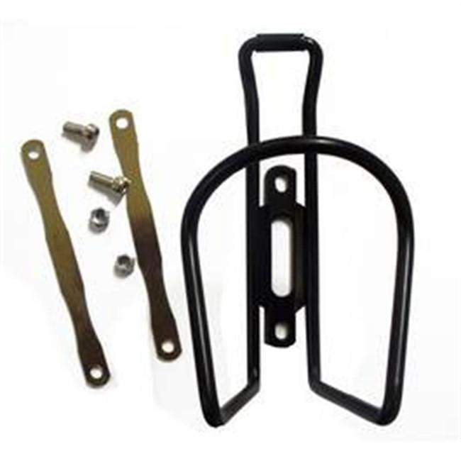 Porte bidon aluminium noir maxxus for Porte alu noir
