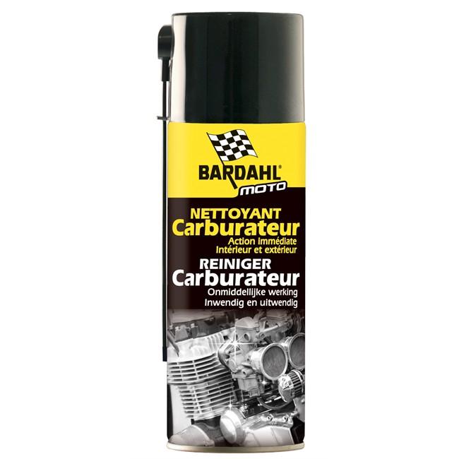 Nettoyant carburateur bardahl 200ml for Nettoyant moteur exterieur