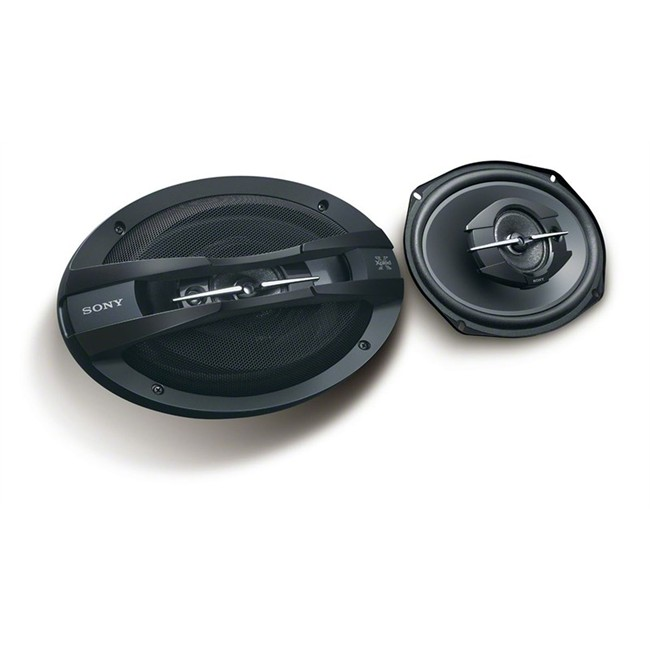 2 haut parleurs sony xsgt6938f elliptique. Black Bedroom Furniture Sets. Home Design Ideas