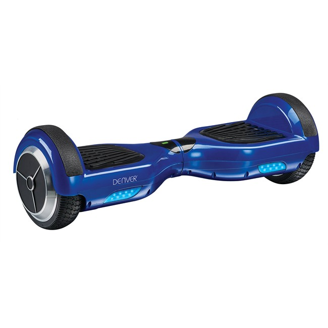 hoverboard denver dbo6500 blauw auto5be