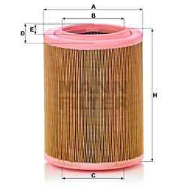 Filtre À Air Mann-filter C18003